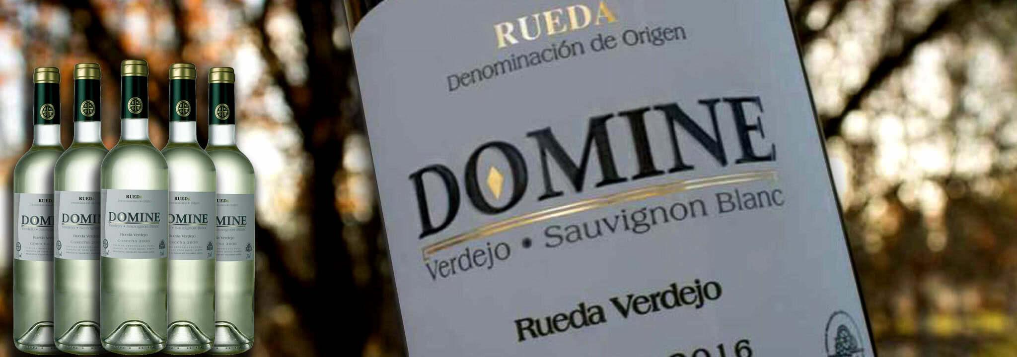 Domine Verdejo Joven D.O. Rueda